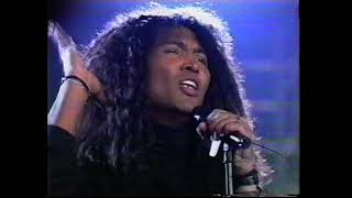 Toto - Can You Hear What I'm Saying & Out Of Love at Platen-10-Daagse Gala, Den Haag 1990 (Dutch TV)
