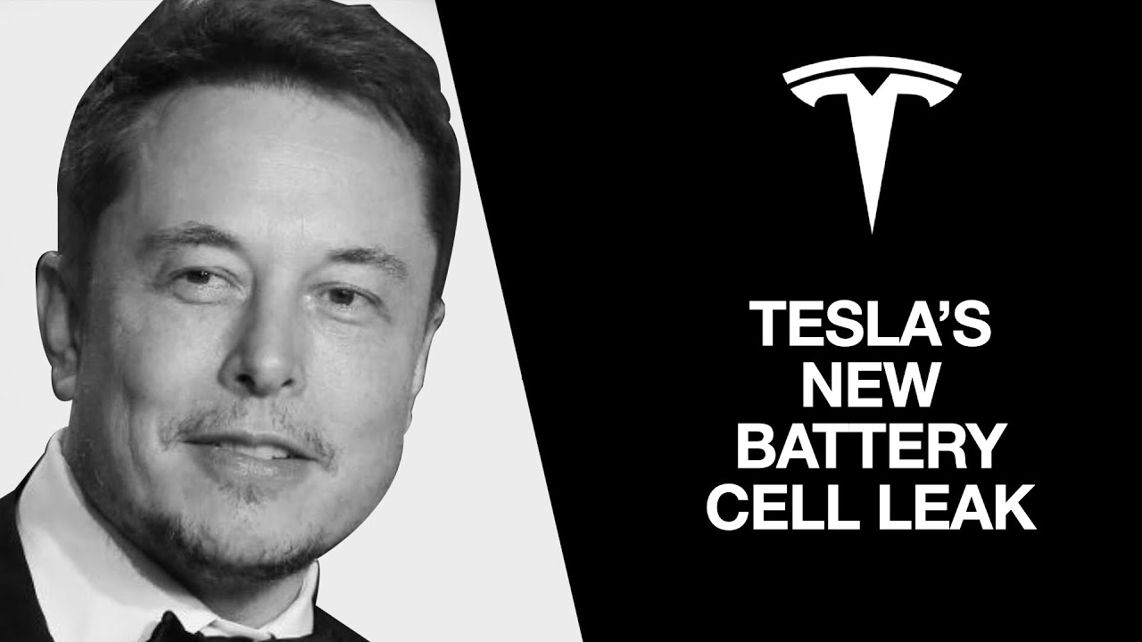 Tesla's New Battery Cell Leak Ahead Of It's Battery Day Hints The Event Will Be Groundbrea