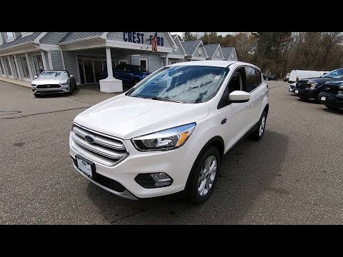 2019 Ford Escape Niantic, New London, Old Saybrook, Norwich, Middletown, CT 19ES109