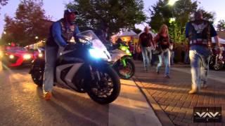 VAV   Bikes, Blues, & BBQ Fayetteville, AR 2015  PART 2