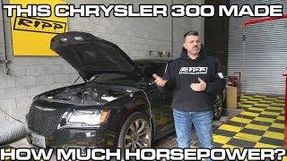 2013 Chrysler 300s made how much power?