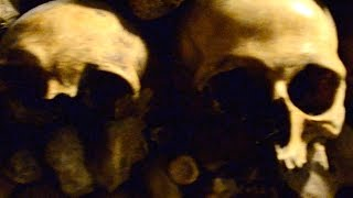 CATACOMBS OF PARIS - Tunnel of Death