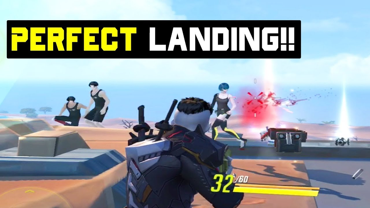 CYBER HUNTER Gameplay-Highlights | Neuer Battle Royale (iOS / Android) + video