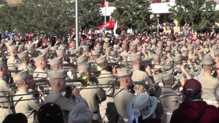 The Aggie War Hymn by the Fightin