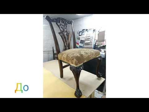 Перетяжка стула от Обнова Мебель, Витебск