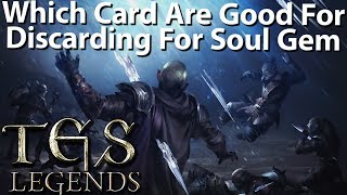 The Elder Scrolls Legends Which Cards To Soul Trap For As Newer Player - Legendary, Epic, Rare Cards