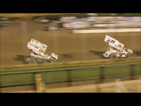 Lake Ozark Speedway ~ ASCS Warrior/Sooner Regions 360 Sprint Cars ~ 5/24/2020