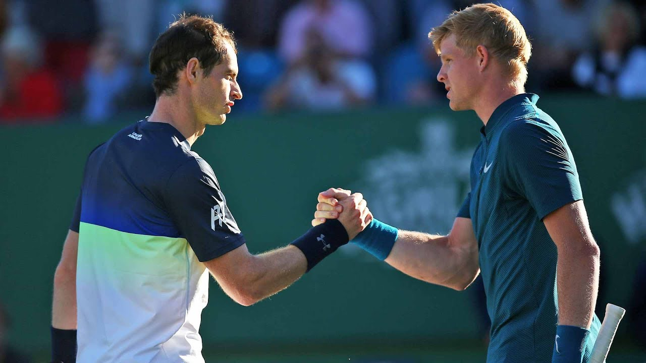 Kyle Edmund Pays Tribute To Andy Murray After Retirement Announcement