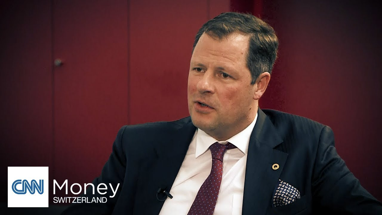 The Executive Talk with Schindler Group's CEO Thomas Oetterli
