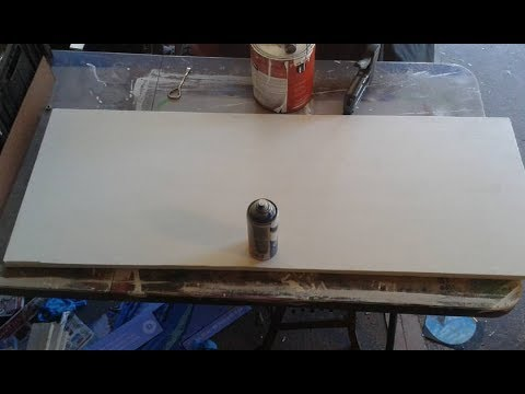 Painters Corner #7 How to Make your own Canvas Panel