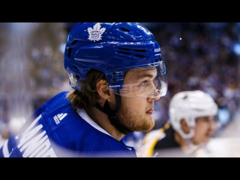 What ways does William Nylander affect the Maple leafs after signing extension?