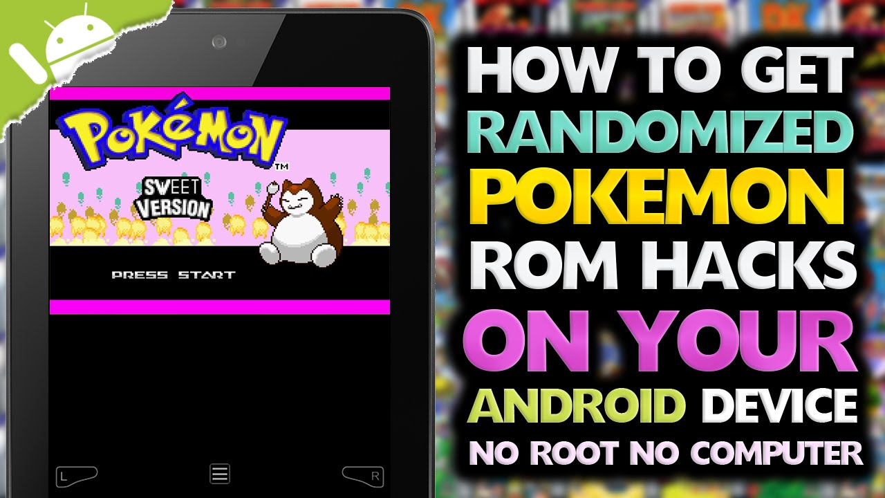 get pokemon on iphone android how to get randomized rom hacks no 14188