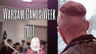 Warsaw Games Week - pocztówka