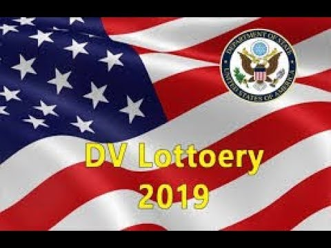 DV lottery 2019 was canceled !!! Goodbye American Dream
