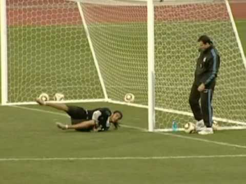 FIFA World Cup 2010 - Argentina and Messi's attacking threat ready for Germany - Exclusive