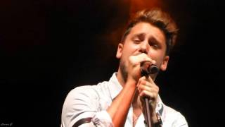 Bastian Baker - Planned it all (Genève, 14.11.2015)
