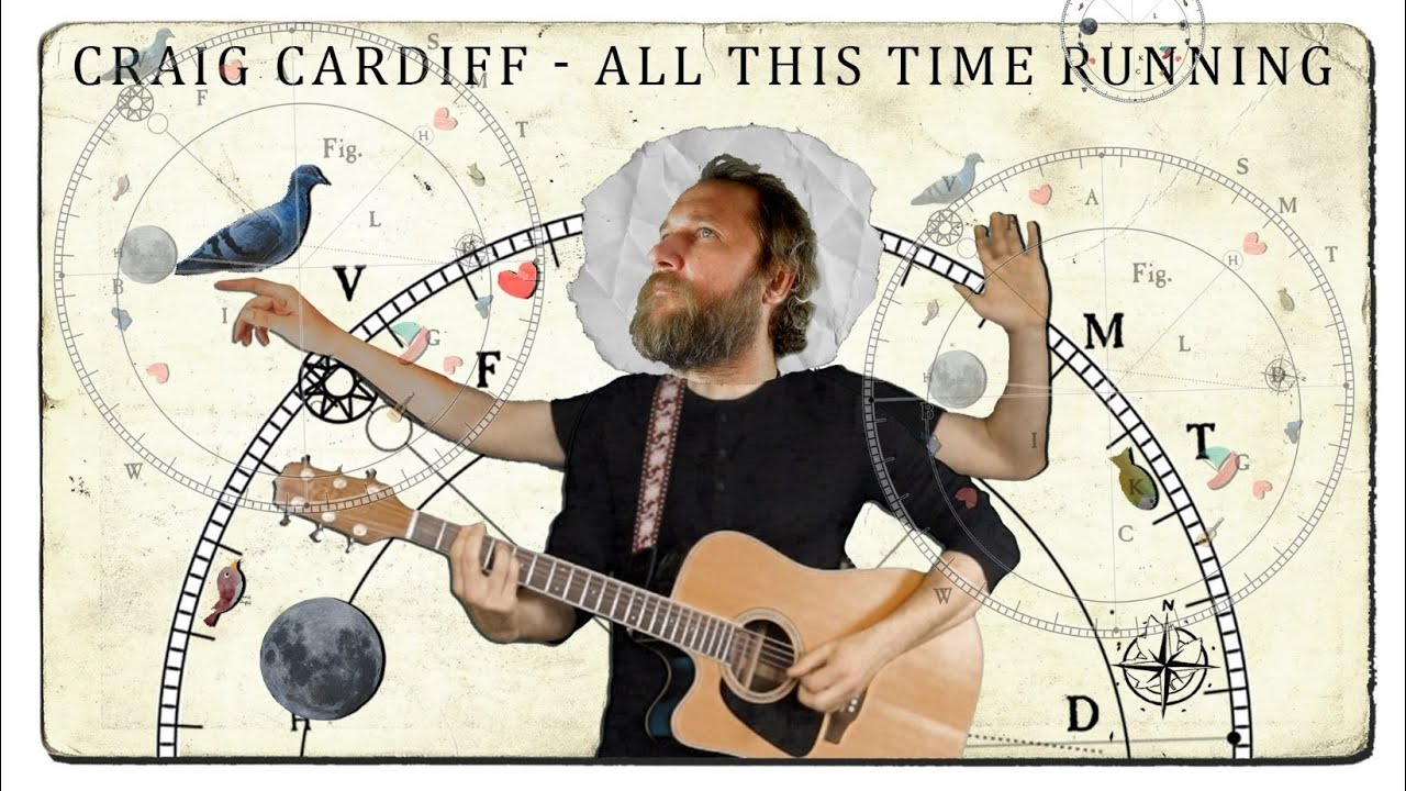 Craig Cardiff - All This Time Running (Official Video)