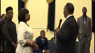 Apostle Tommy E. Quick with Bishop Hugh Smith - CFADD 2021 Family Conference