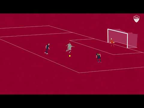 Nicolò Zaniolo Goal v Istanbul! | ILLUSTRATED VERSION