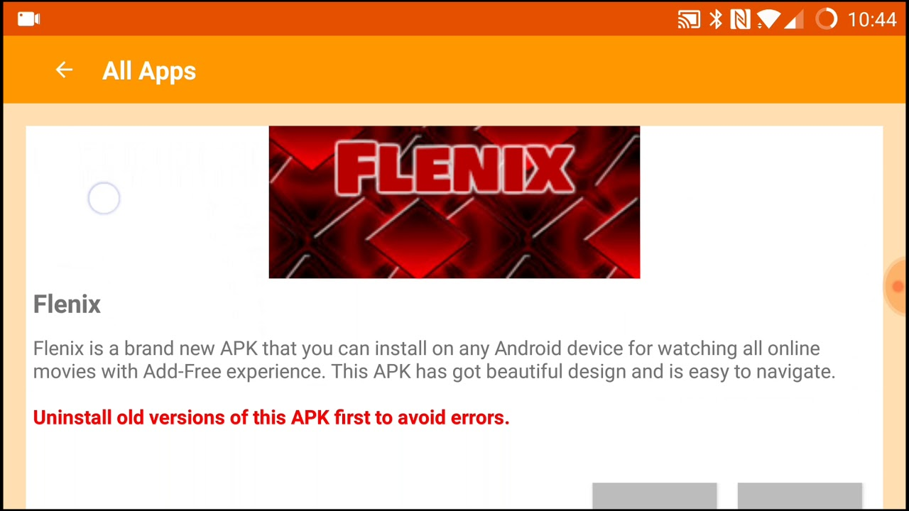 APK Time All in One Downloader for Movies TV Shows