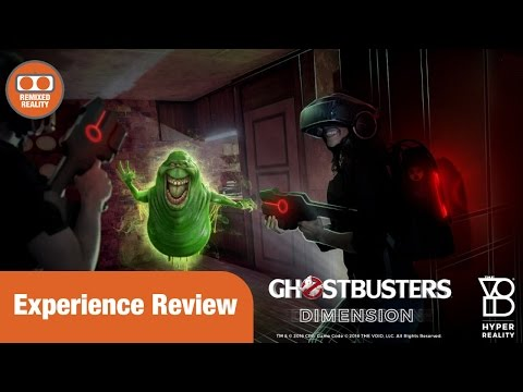 Experience Review: The Void - Ghostbusters