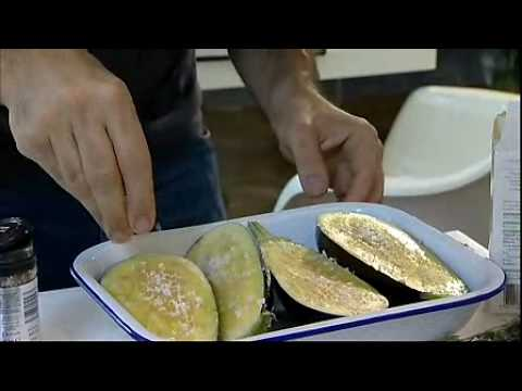 Yotam Ottolenghi Cooks Aubergine With Buttermilk Sauce Youtube