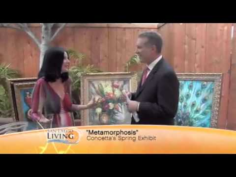 Concetta Antico featured on San Diego Living