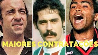 Óbvio que Daniel Alves não é a maior contratação da história do futebol brasileiro