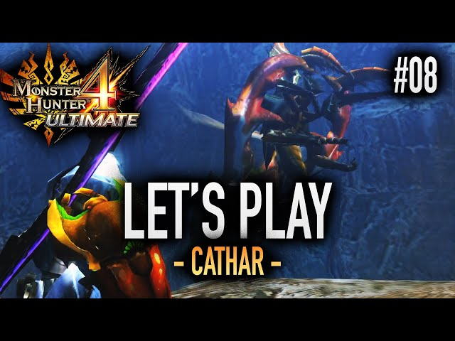 RETOUR DU VIRUS ?!! - #08 Let's Play MH4U HD