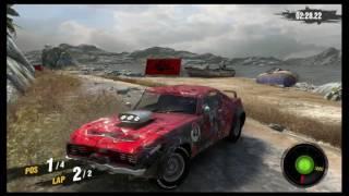 Motorstorm Apocalypse - Playstation Now gameplay