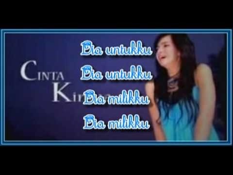 Dia Milikku - Yovie & Nuno with Lyrics (OST Cinta Kirana)