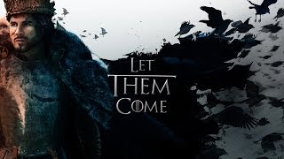 "Let It Go - In the Style of Game of Thrones - ""Let Them Come"""