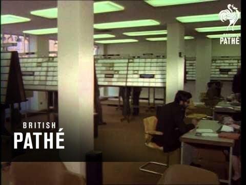 Job Centre (1970-1979)