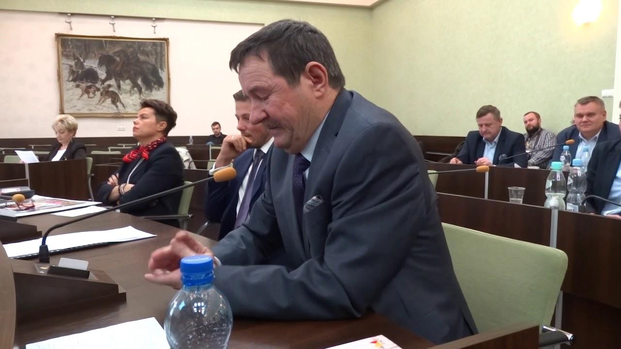 Radny Jan Gierada o SLD i budżecie Kielc na 2018 rok 21.12.2017