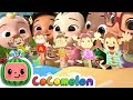 Five Little Monkeys | CoCoMelon Nursery Rhymes & Kids Songs