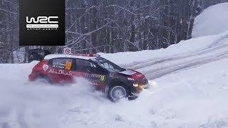 WRC - Rallye Monte-Carlo 2018: Highlights / Review Clip