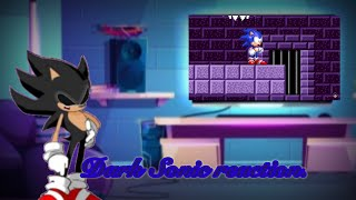 Download lagu First reaction video| Dark Sonic react to Sonic Oddshow 2 HD Remix