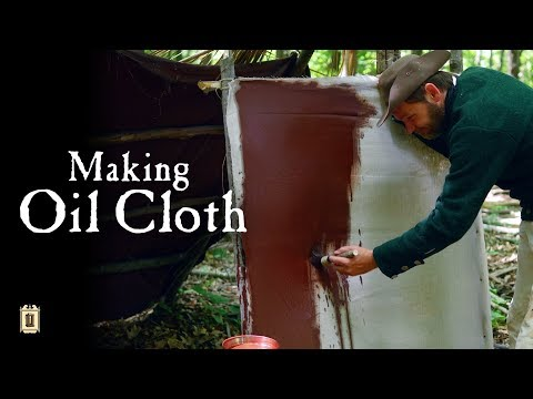 Oil Cloth - Waterproof Coverings For Your Campsite