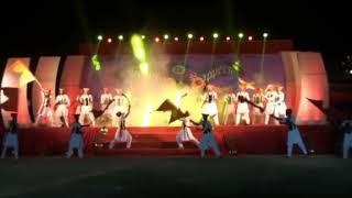 Bajne De Dhadak Dhadak dance performance by Indian Army (Bombay sappers ) choreographer Ajay parcha