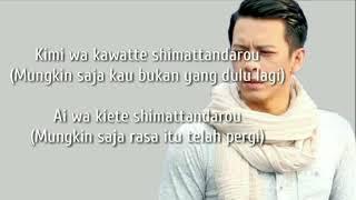 Download lagu Lirik dan Terjemahan Moshimo Mata Itsuka feat Ariel Noah Nidji MP3