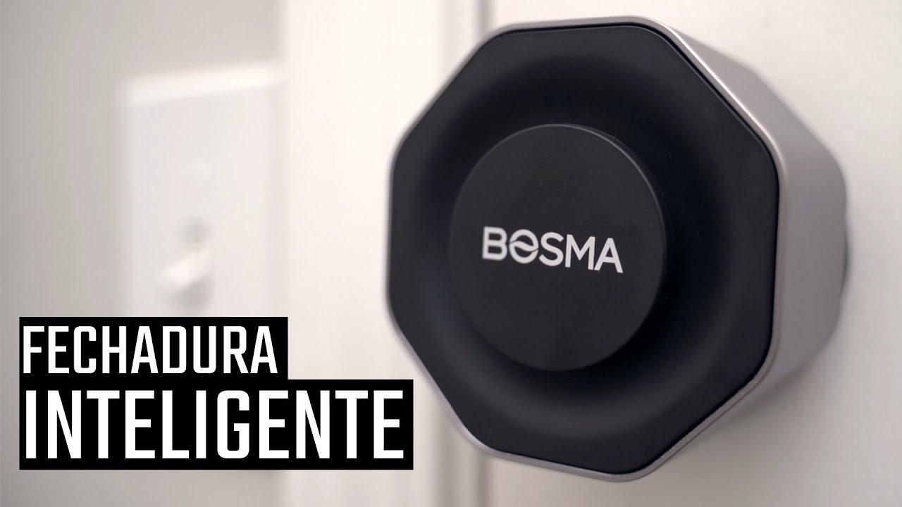 FECHADURA INTELIGENTE! Bosma Aegis