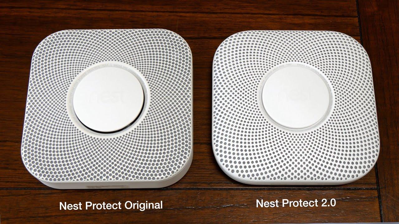 Before You Buy Nest Protect 2 0 Vs Nest Original