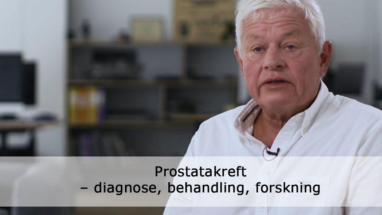 prostata kræft overlevelse