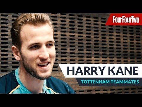 Harry Kane   Tottenham teammates