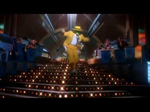 Jim Carrey Dance on Hey Pachuco