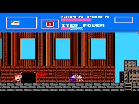 Play it Through - Superman NES