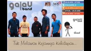 Video Galau Band - Berangkat Dari Sebuah Mimpi (Official Lyrics Video) download MP3, 3GP, MP4, WEBM, AVI, FLV Desember 2017