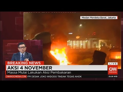 FULL - Breaking News: Aksi 4 November