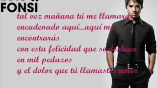 Watch music video: Luis Fonsi - Eligeme