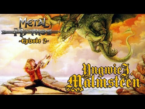 Metal Mythos: YNGWIE MALMSTEEN